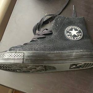 Brand new converse boots